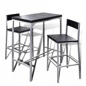 Set mobilier tip bar pentru mic dejun - V241495V