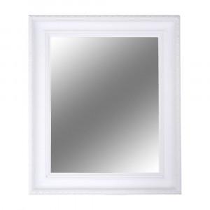 Oglindă, ramă albă, MALKIA TYP 2