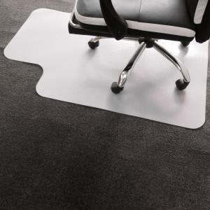 Protecţie podea sub scaun, crem, 90x120 cm, 1,8 mm, ELLIE NEW TIP 9