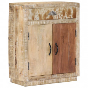 Servanta, 60 x 30 x 75 cm, lemn masiv de mango - V249862V
