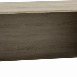 TEBIS102 - Birou, masa de scris 120 x 60 x 74 cm, Sonoma