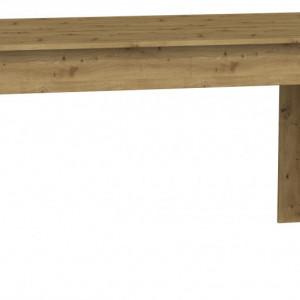 TEMAAR101 - Masa fixa 160 x 80 x 75 cm - Stejar Artisan