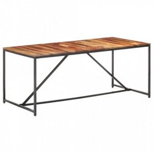 Masa de bucatarie, 180 x 90 x 76 cm, lemn masiv de sheesham - V286343V