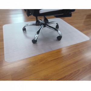 Protecţie podea sub scaun, transparent, 120x90 cm, 1,8 mm, ELLIE NEW TIP 10