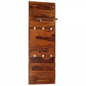 Cuier haine, 118 x 40 cm, lemn masiv de palisandru - V246351V