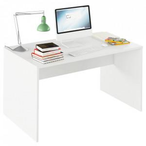 Masă de birou, alb, RIOMA TYP 11