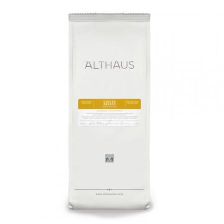 Althaus Loose Tea Ginger Breeze: infuzie fructe, ceai vrac, punga 250g