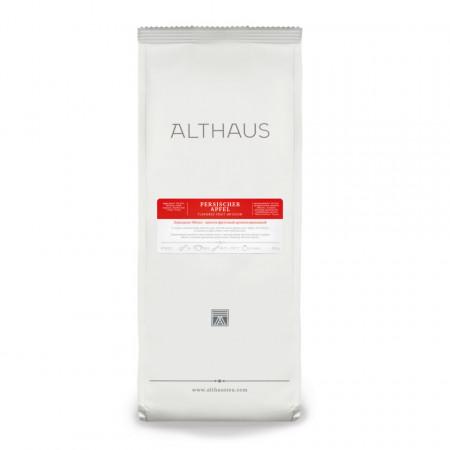 Althaus Loose Tea Persian Apple: infuzie fruncte, ceai vrac, punga 250g