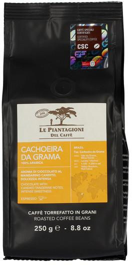CACHOEIRA da GRAMA Cafea Boabe, 100% Arabica, origine Vale de Grama Brazilia, pungă 250g
