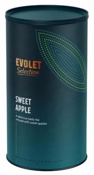 Ceai EVOLET Selection infuzie TUB - Sweet Apple, 250g ceai in tub din carton