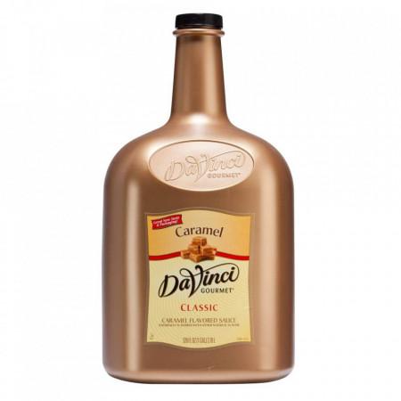 Sos de Caramel DaVinci Gourmet, 2.5 L