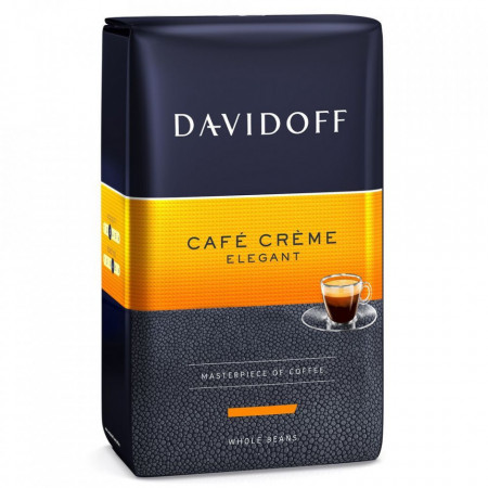 Cafea Boabe Davidoff Caffe Creme Elegant, 500 g