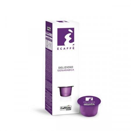 Caffitaly Capsule Cafea E'CAFFE DELIZIOSO