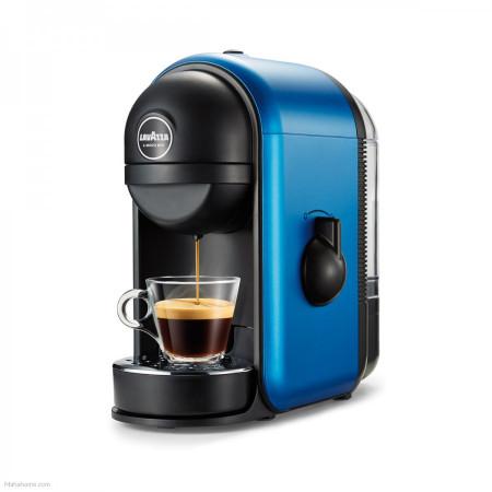 Espressor Lavazza a Modo Mio Minu Glam, Albastru, capsule, 0.5L, 15bar, 1250W, hotel si casnic
