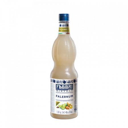 Fabbri MIXYBAR FALERNUM - Cocktailuri, Granite, Smoothie-uri, Milkshake, Sorbete, Sticla din plastic, 1 litru