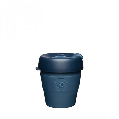 KeepCup Thermal - Cana Reutilizabila cu Perete Dublu din Otel Inoxidabil cu Izolare Termica