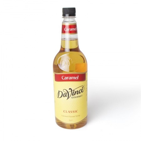 Sirop DaVinci Caramel, 1 L