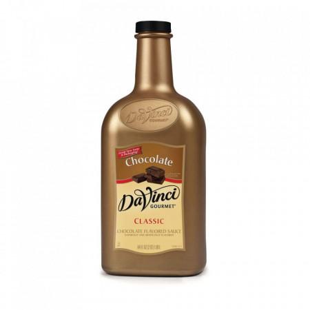 Sos de Ciocolata DaVinci Gourmet, 2.5 L
