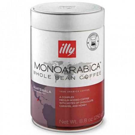 Cafea Boabe Illy Guatemala, 250 grame, origine Guatemala