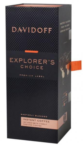 Cafea Instant Davidoff Café Explorers Choice, 100g