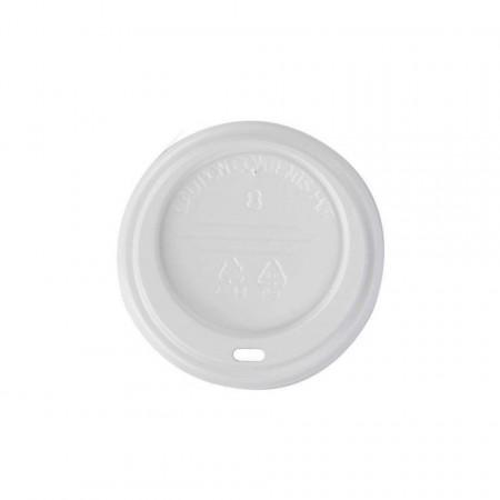 Capac pahar 8 oz (230 ml), 100 buc/set