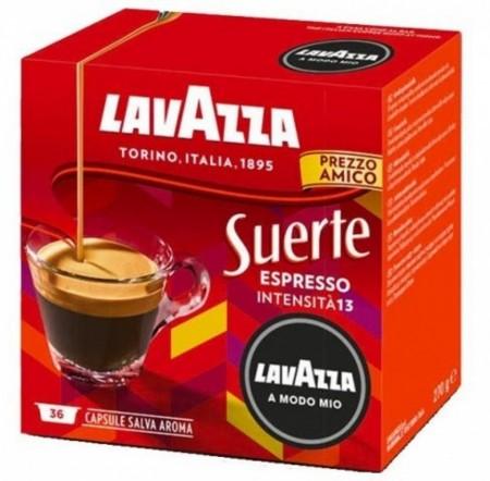 Capsule cafea A modo Mio Suerte 36 capsule, 270 grame