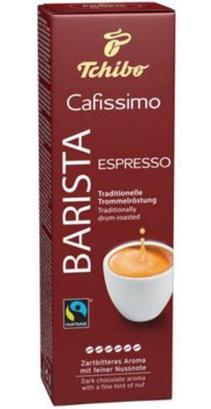 Capsule Cafea Cafissimo Barista Espresso, 10 capsule, 70g