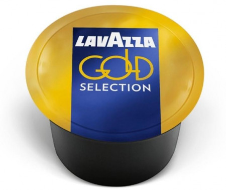 Capsule cafea Lavazza, BLUE Gold Selection, 100 capsule, 900 g
