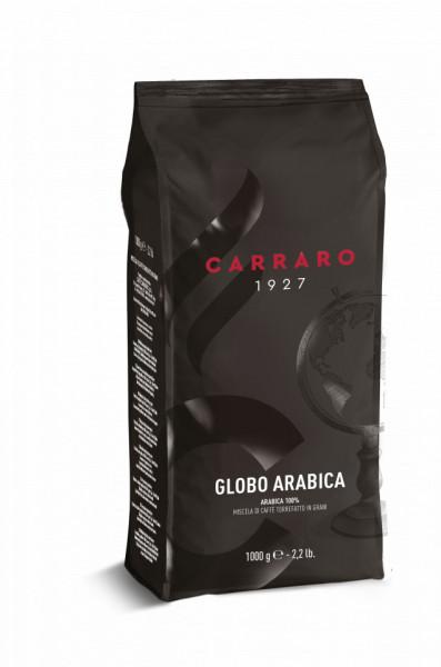 Carraro Globo Arabica Cafea Boabe, 1kg