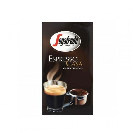 Cafea Macinata Segafredo Espresso Casa, 250g, cafea amestec, note usor picante