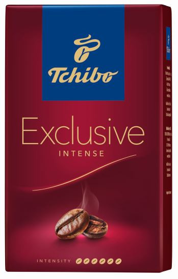 Cafea Macinata Tchibo Exclusive Intense, Punga 250g