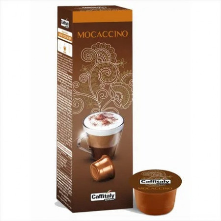 Caffitaly Capsule Cafea MOKACCINO