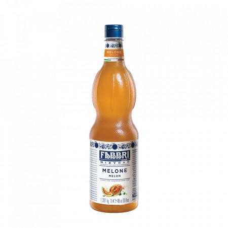 Fabbri MIXYBAR PPEPENE GALBEN - Cocktailuri, Granite, Smoothie-uri, Milkshake, Sorbete, Sticla din plastic, 1 litru