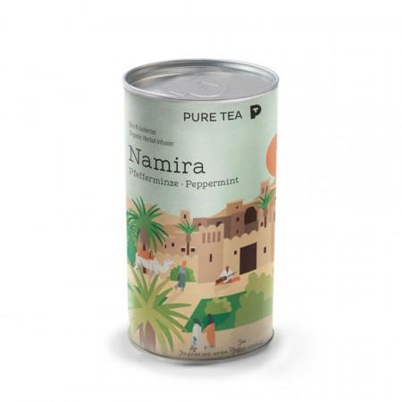 Pure Tea Bio Loose Namira Peppermint - infuzie de plante, menta, la cutie, 25gr