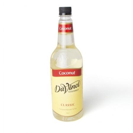 Sirop DaVinci Cocos, 1 L