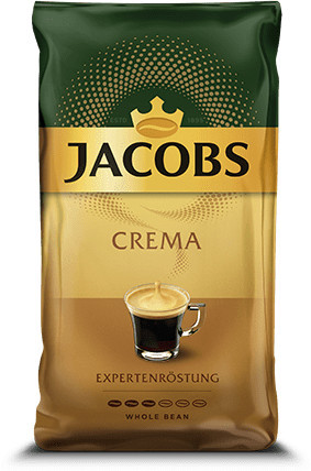 Cafea boabe Jacobs Crema, 1 kg