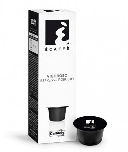 Caffitaly Capsule Cafea E'CAFFE VIGOROSO