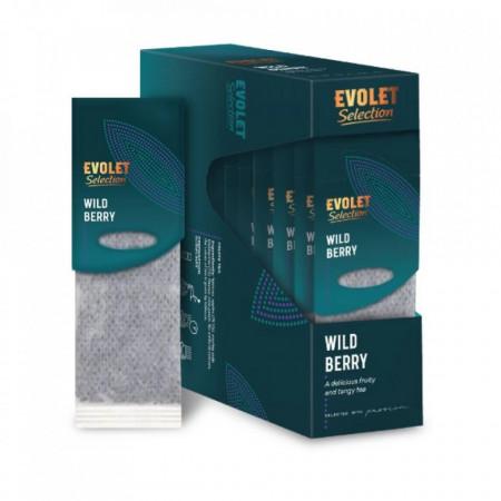 CEAI EVOLET Selection Grand Pack Fructe de Padure, 20 plicuri, Plic T-Bag, Greutate Plic 4g