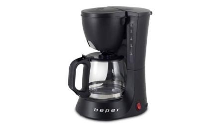 Filtru pentru Cafea Beper, Filtru Lavabil, Capacitate 600ml, 600W