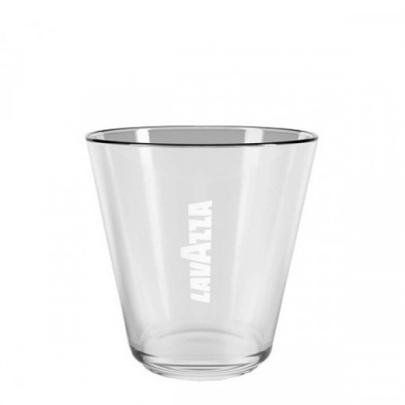 Set Lavazza pahare de sticla mici 60ml 12buc