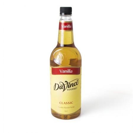 Sirop DaVinci Vanilie, 1 L