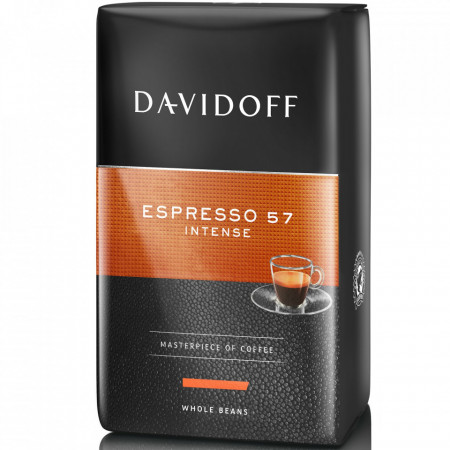 Cafea Boabe Davidoff Espresso 57 Intense, 500 g