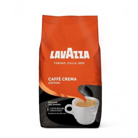 Cafea Boabe Lavazza Caffe Crema Gustoso, 1kg
