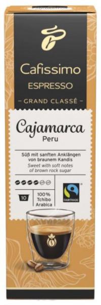 Cafea Capsule Tchibo Cafissimo Grand Classé Cajamarca Peru, 8 capsule, 80g,