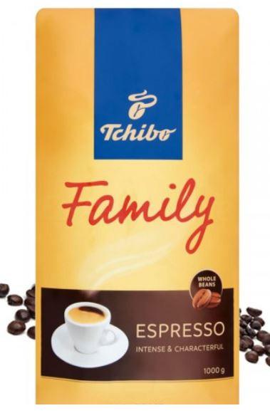 Carfea Boabe Tchibo Family, 1Kg