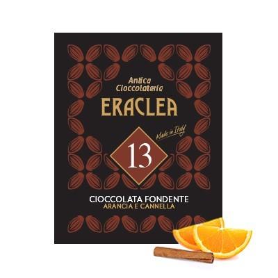 Ciocolata calda Eraclea Antica Cioccolateria Portocale si Scortisoara, 15 plicuri, 480 grame