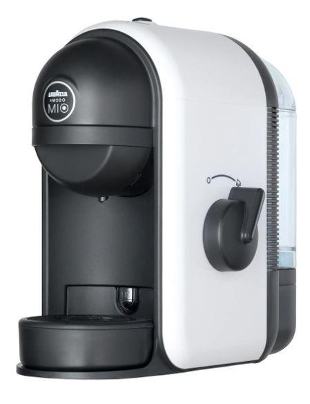 Espressor Lavazza a Modo Mio Minu Glam, Argintiu, capsule, 0.5L, 15bar, 1250W, hotel si casnic