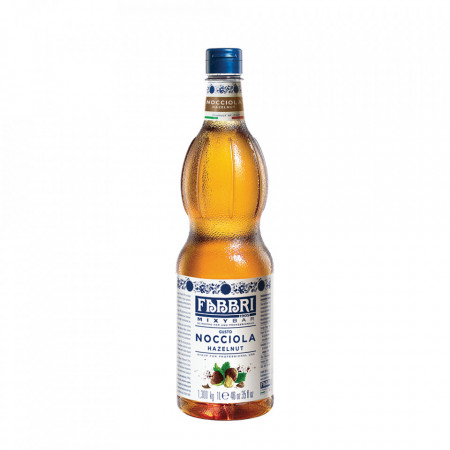 Fabbri MIXYBAR ALUNE DE PADURE - Cocktailuri, Granite, Smoothie-uri, Milkshake, Sorbete, Sticla din plastic, 1 litru