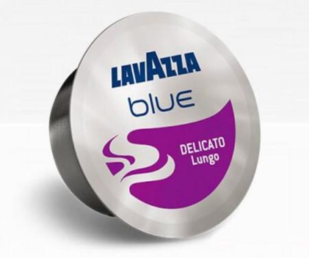 Capsule cafea Lavazza, BLUE Delicato Lungo, 100 capsule, 800 g