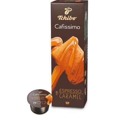 Capsule cafea Tchibo Espresso Caramel, 10 capsule, 75 g
